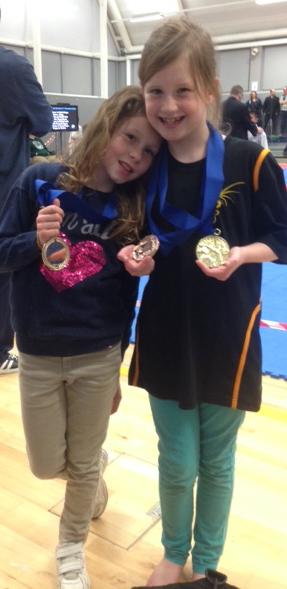 Aimee & Charlotte GOLD
