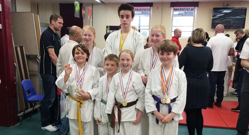 Sudbury medal winners