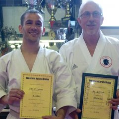 WKU Dan Grading 6th July 2014