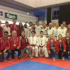 WKU success at EKF English Championships 2014